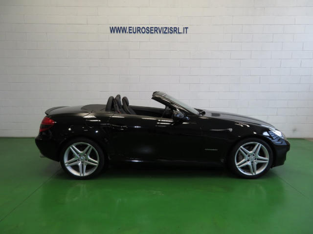 Mercedes-Benz SLK 200 Kompressor cat Sport 184cv
