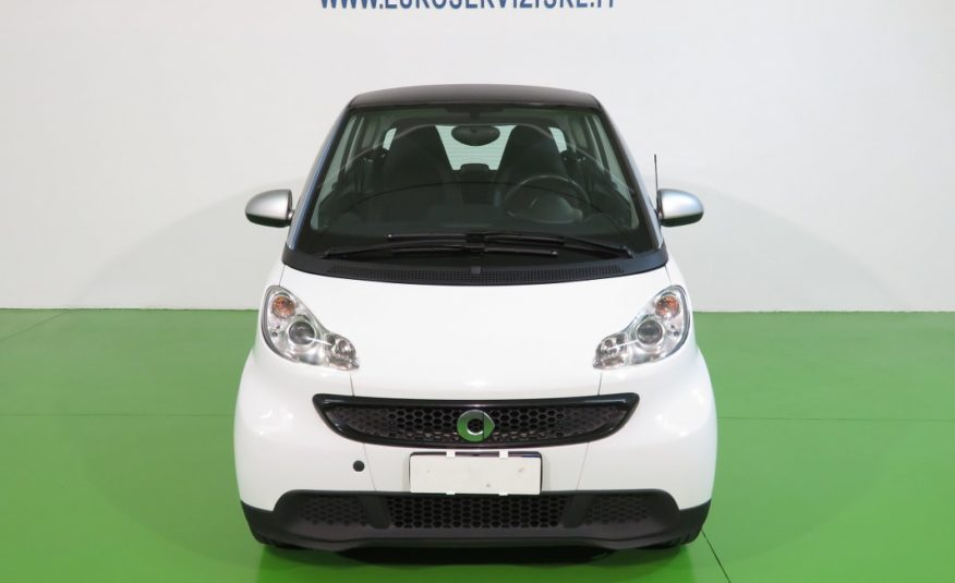 SMART ForTwo 1000 45 kW MHD coupé pure